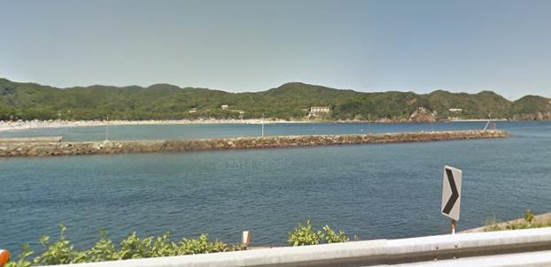 静岡メッキポイント 賀茂郡南伊豆町湊 青野河口