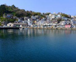 和歌山メバル釣りポイント 和歌山県和歌山市 雑賀崎漁港