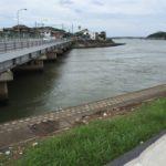 福岡シーバスポイント 福岡県北九州市 遠賀川河口
