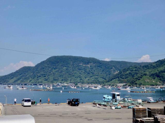 鹿児島エギングポイント 垂水市海潟 海潟周辺