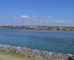 静岡マゴチポイント 静岡県磐田市 太田川河口サーフ