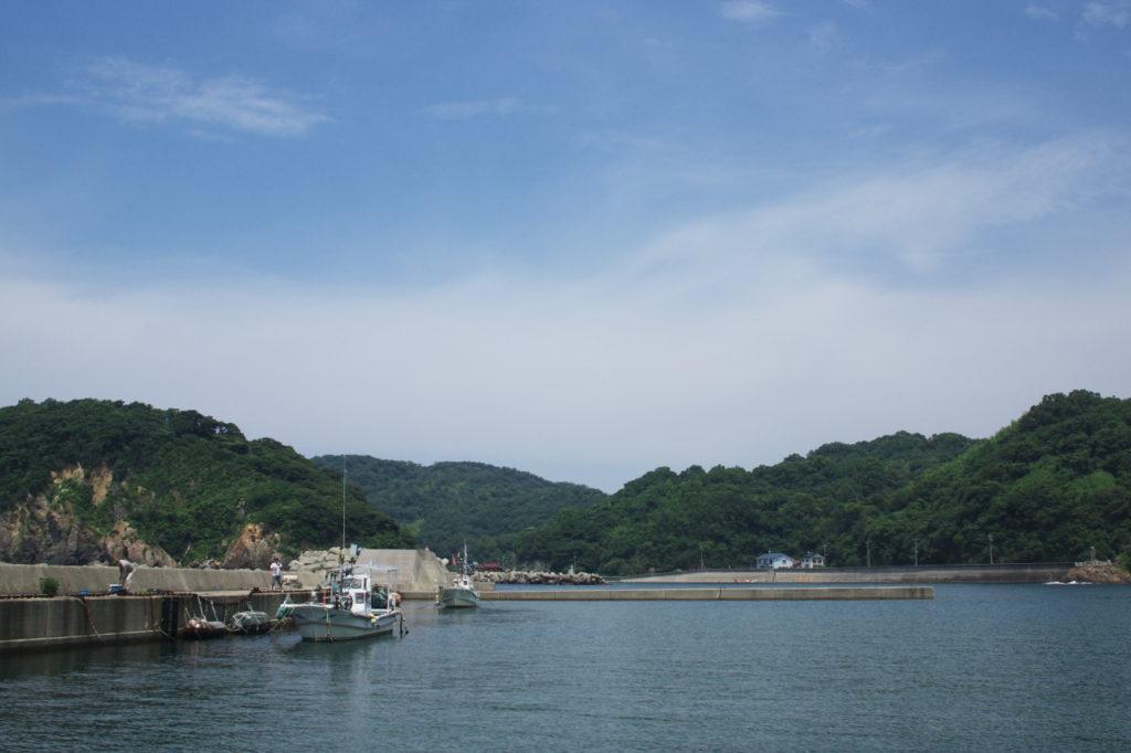 島根ロックフィッシュポイント 浜田市 松原湾