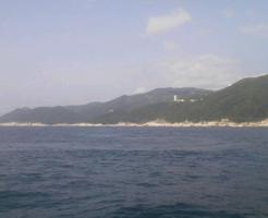 鹿児島ヒラスズキポイント 鹿児島県肝付町 ロケット基地下