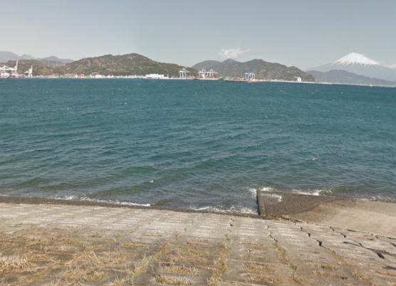 静岡アジングポイント 静岡市 三保離岸堤サーフ
