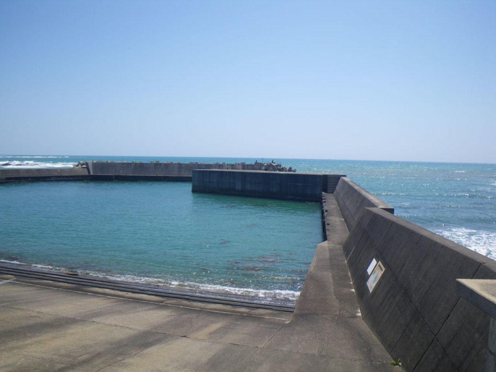 和歌山エギングポイント 御坊市名田町野島 野島漁港