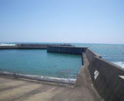 和歌山エギングポイント 和歌山県御坊市名田町野島 野島漁港