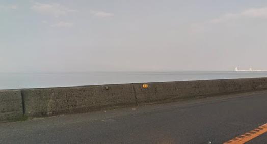鹿児島シーバスポイント 鹿児島市 喜入町サーフ