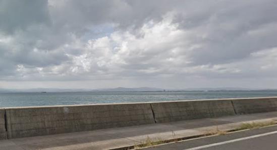島根ロックフィッシュ(キジハタ)ポイント 島根県松江市美保関町 美保関中学校前