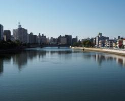 広島チヌ&キビレポイント 広島県広島市中区 天満川 緑大橋下流