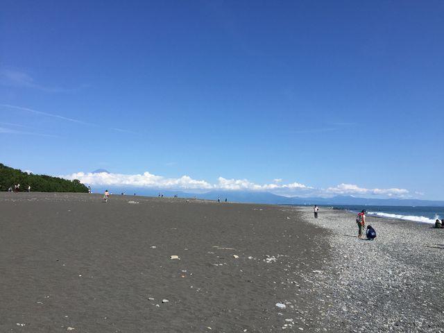 静岡ショアジギポイント 静岡市清水区 三保海岸