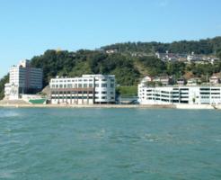 広島キジハタポイント 広島県三原市 みはらし温泉前の石積み
