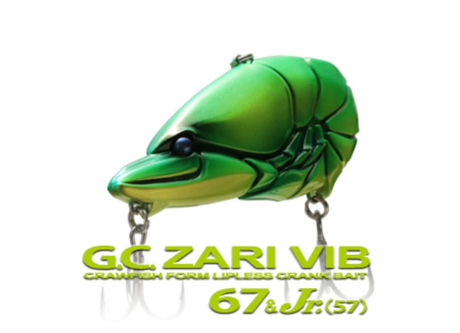 G.C. ZARI VIB | ザリバイブ 引用元;http://issei.tv