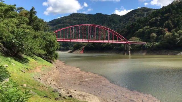 愛知バス釣りポイント 愛知県・岐阜県境 矢作ダム