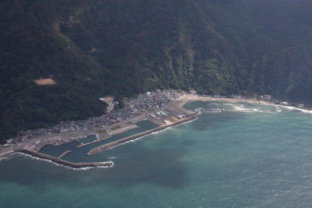 福井エギングポイント 福井県福井市 茱崎漁港