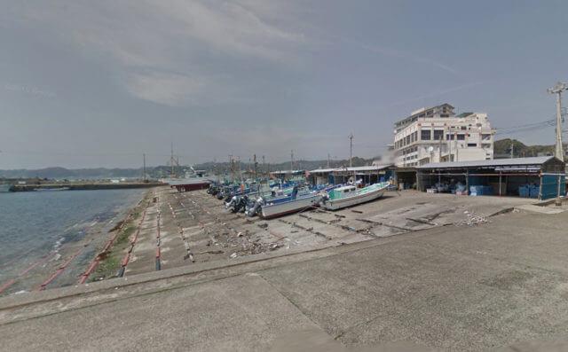 千葉アジングポイント 千葉県勝浦市 勝浦漁港