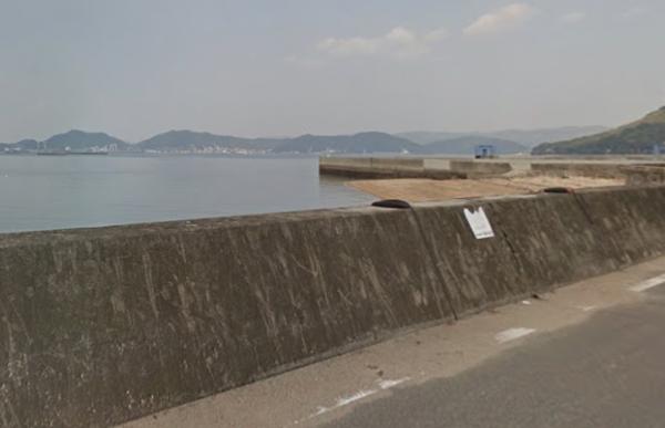 広島メバル釣りポイント 福井市内海 横田港