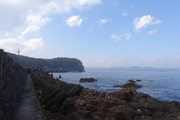 和歌山エギングポイント 東牟婁郡 紀伊大島・樫野港