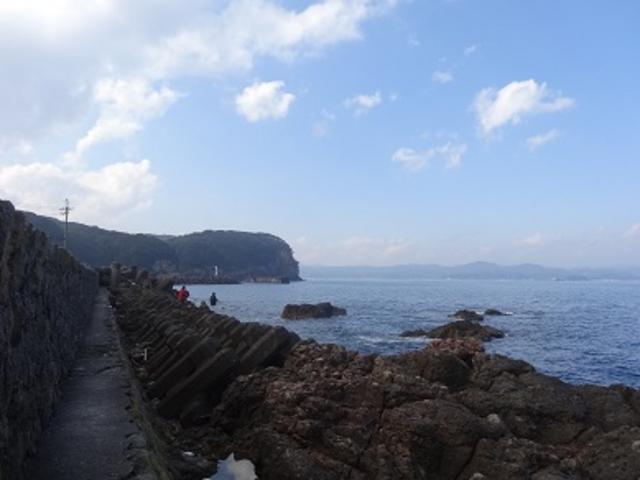和歌山エギングポイント 和歌山県東牟婁郡 紀伊大島・樫野港