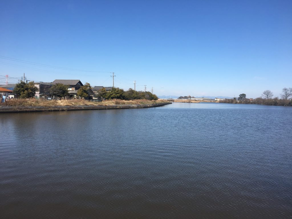 五三川バス釣りポイント10選! 岐阜のおかっぱりメジャーポイント!