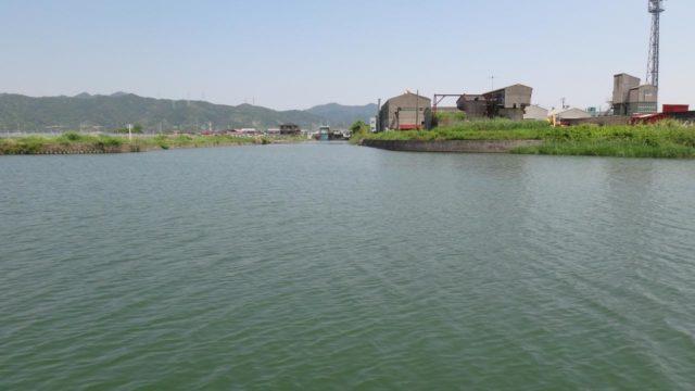 徳島バス釣りポイント 徳島県 鳴門市 大谷川