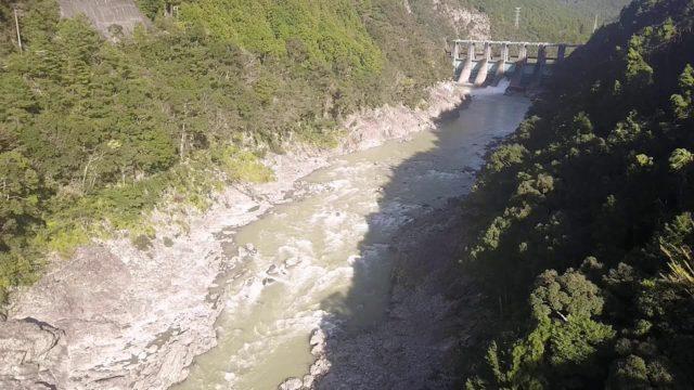 三重バス釣りポイント 三重県 熊野市小森ダム