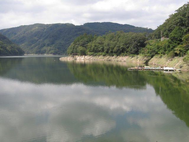 岡山バス釣りポイント 岡山県 岡山市 旭川湖