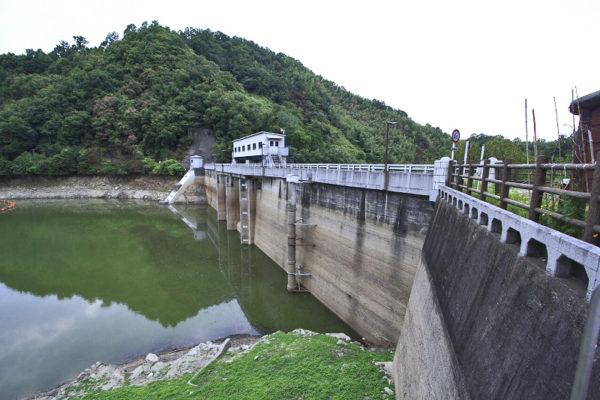 香川バス釣りポイント 長柄ダム おすすめ釣り場4選!
