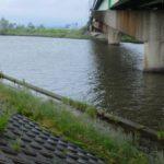 石川バス釣りポイント 石川県 小松市 前川