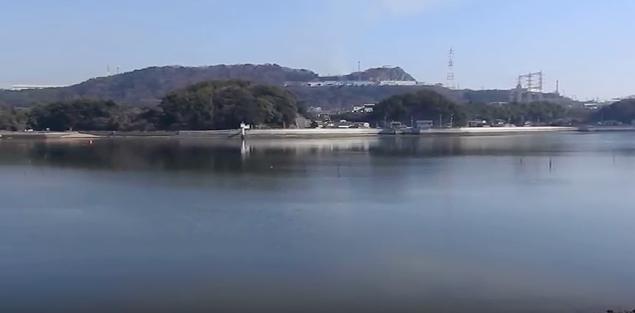 広島キビレ・チヌポイント 広島県福山市 芦田川河口右岸