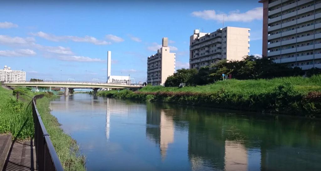 神崎川バス釣りポイントおすすめ3選! 大阪を流れる淀川支流のバス釣りフィールド!