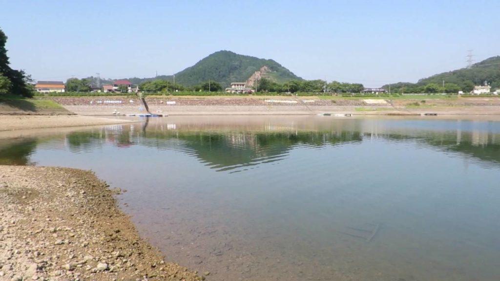 愛知バス釣りポイント 入山市 入鹿池 おすすめ釣り場5選!