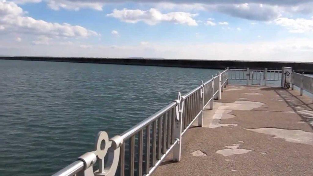 三重メバリングポイント 鈴鹿市 白子港 釣り桟橋があり駐車場やトイレ完備のおすすめ釣り場!