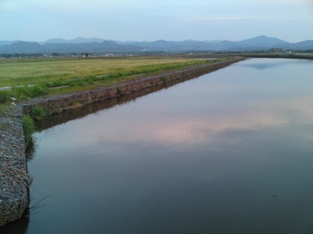 石川バス釣りポイント 石川県 小松市 串川