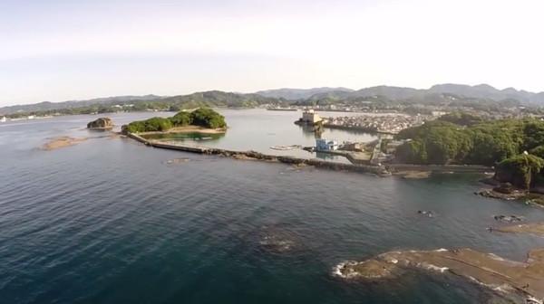 天神崎 元島 アオリイカ釣りポイント 和歌山県の釣果実績大のスポット!