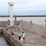 岸和田タチウオ釣りポイント ファミリーやカップルにもおすすめの釣り場!