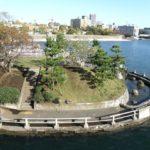 東京シーバスポイント 東京都江東区越中島 中の島公園