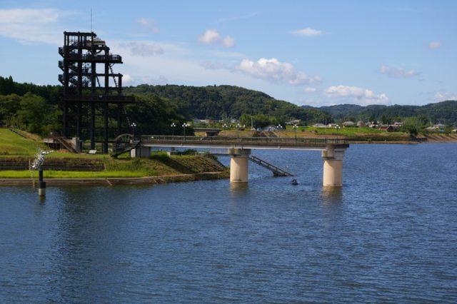高滝湖 バス釣りポイント14選!