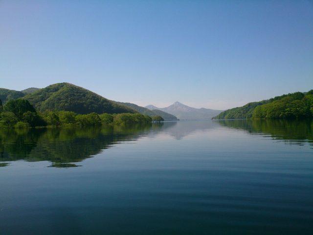 桧原湖バス釣りおかっぱりポイント おすすめ13選!