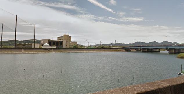 国分川シーバスポイント下の瀬大橋 ランカークラスも狙える!
