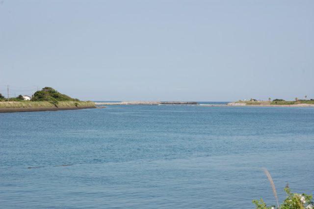 夷隅川バス釣りポイント2選!