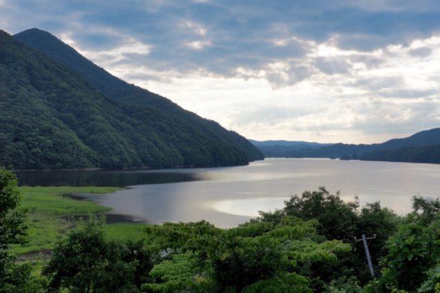 秋元湖バス釣りポイント おすすめ4選!