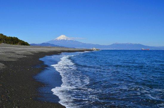 三保海岸タチウオ釣りポイント 静岡の観光スポットがショアジギの聖地!