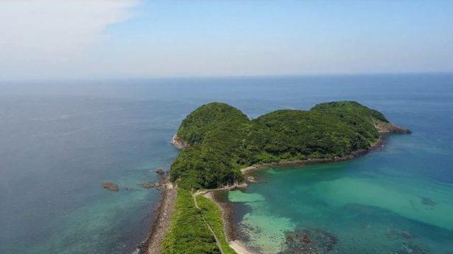 阿久根島アオリイカ釣りポイント 鹿児島の観光場所で良イカが釣れる!