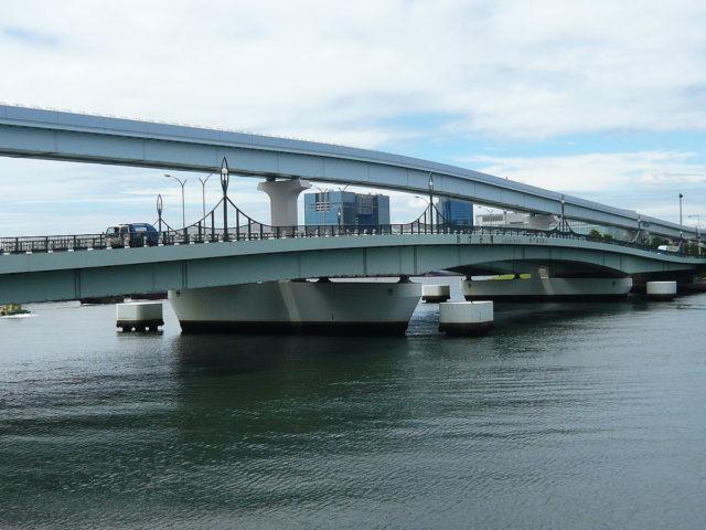 水の広場公園 あけみ橋周辺 シーバス釣りポイント 実績ルアーはこれ!?