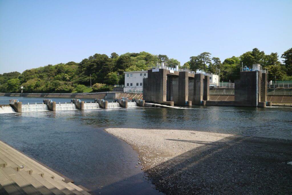 丸子橋シーバス釣りポイントを紹介! 実績のおすすめルアーはこれだ!