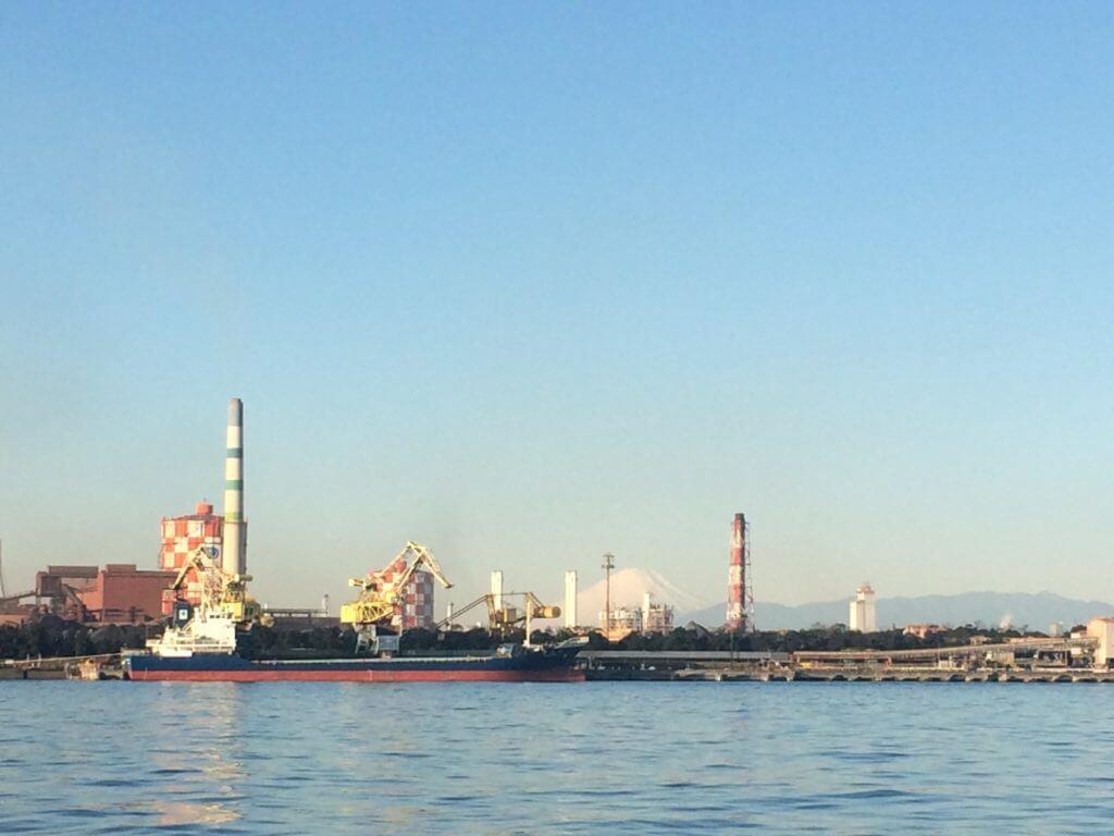 東扇島西公園 シーバス釣りポイント 実績ルアーも紹介!