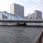 隅田川 清州橋 シーバス釣りポイントを紹介!バチ抜けにも良い好ポイント!