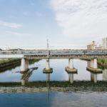 鶴見川 シーバスポイント