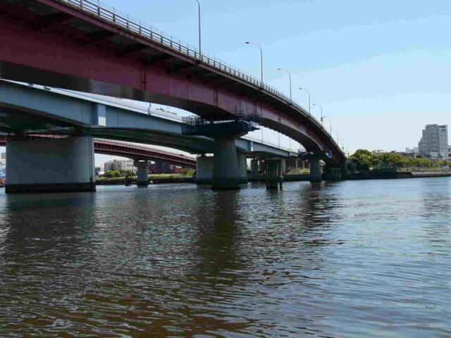 京浜運河シーバスポイント【東海ふ頭公園】