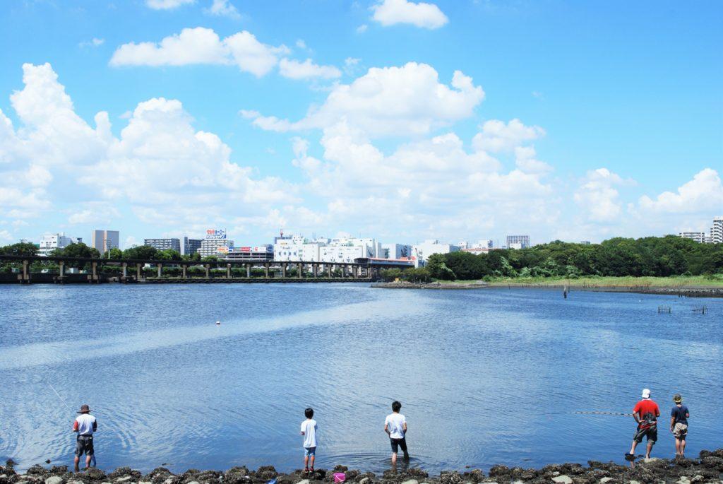 京浜運河シーバスポイント【大井ふ頭中央海浜公園】地図付きで攻略法を解説!